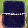9.50ctw Round Brilliant Diamond Tennis Bracelet 1