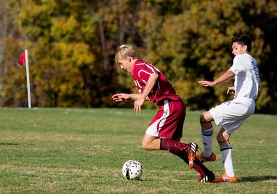 10/21/15: Boys' JV Soccer vs Avon Old Farms