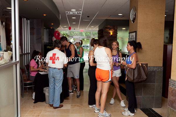 ZUMBA FOR THE RED CROSS