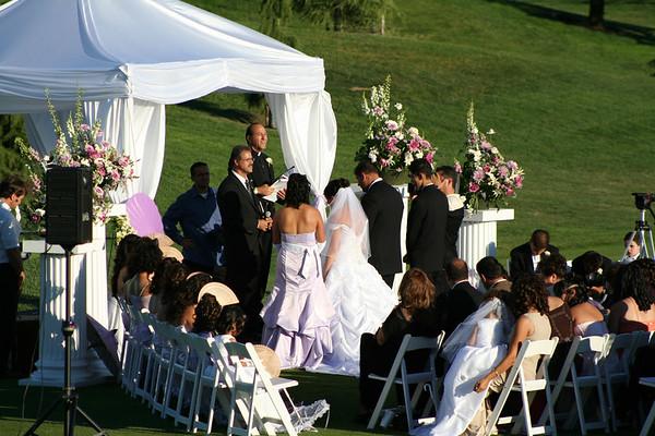 Issa & Lina Haddad Wedding July 1, 2006