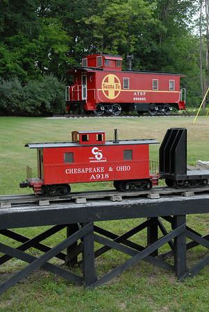 Trains Farwell Michigan