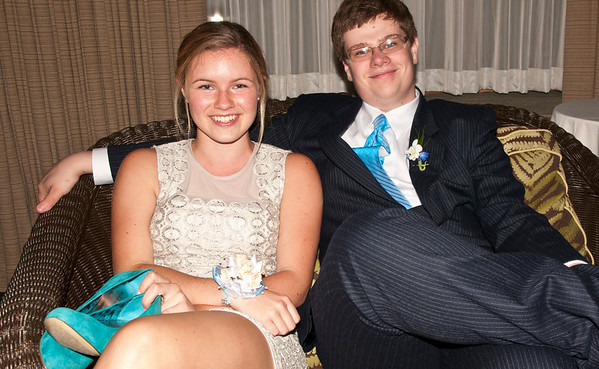 WUHS Prom, 2013