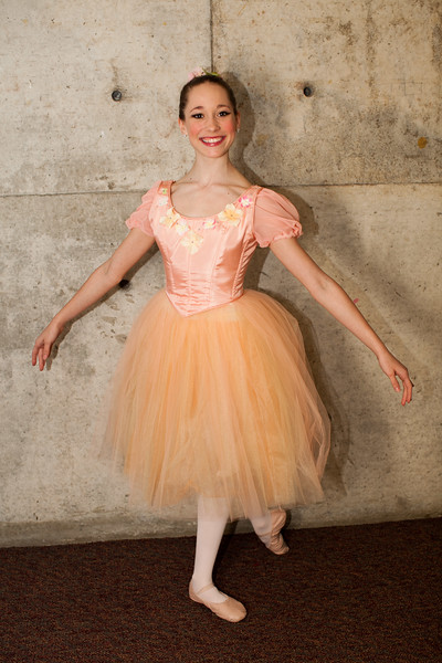 2012 FW Ballet Costumes