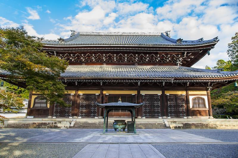Dharma Hall at Nanzen-ji Temple