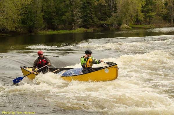 Madawaska & Opeongo Rivers May 2015