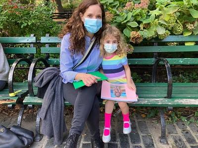 KJE Family Day in Stuyvesant Square Park | Oct. 2021