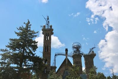 Bishop Castle , Rye Colorado