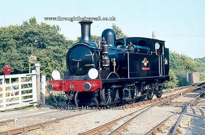 Adams O2 Class (preserved Isle of Wight)