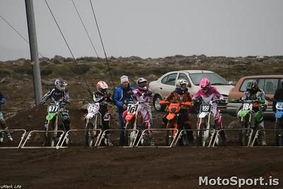 Sólbrekka motocross júní08
