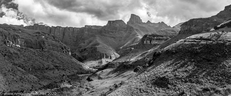 Natal Drakensberg, South Africa