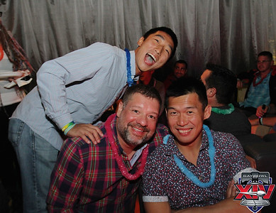 2014 Gay Bowl Closing Party - Fire and Ice