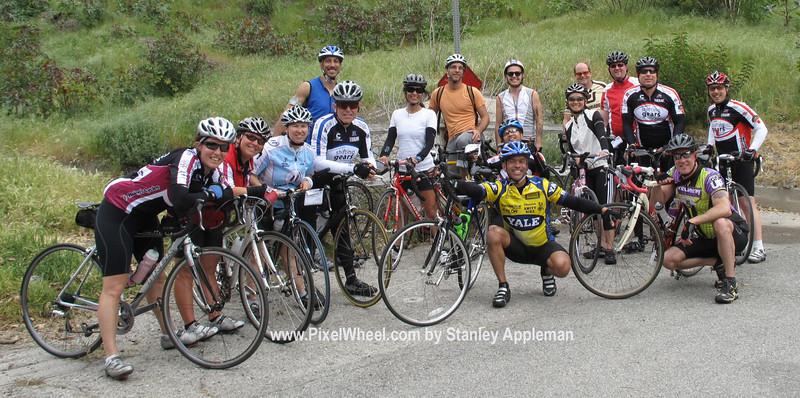 2009 Training Rides