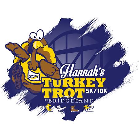 Hannah's  Turkey Trot at Bridgeland