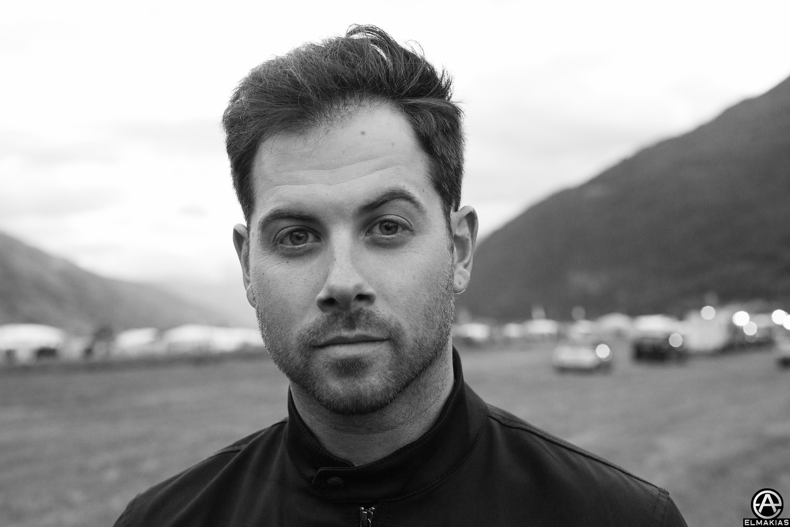 Kevin Skaff at Open Air Gampel Festival in Switzerland