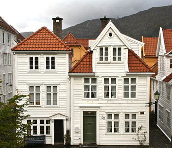 Bergen Norway - October 2012