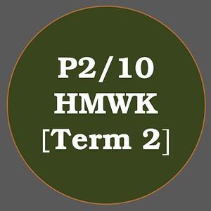 P2/10 HMWK T2