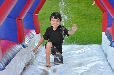 Kids Water Jam    7-29-12