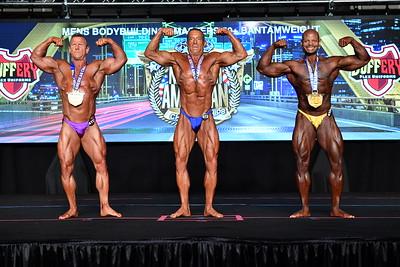 Men's Bodybuilding Masters 50+ BW & LW