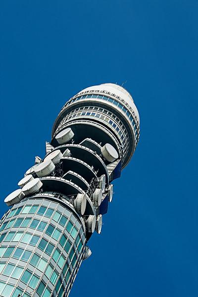 Telecom Tower, London