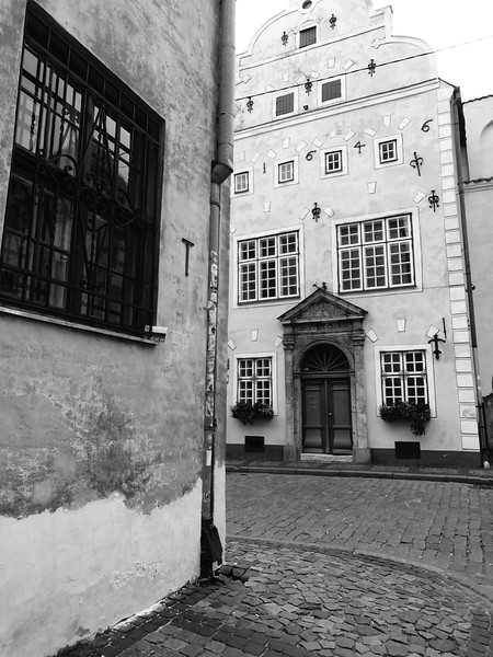 Riga, Latvia -- a city of a million faces and twice as many eyes: cozy, regal, relaxing. Perfect place for an aimless afternoon stroll. Despite its dark history, Riga flickers with the spark of newness -- the air after a rainstorm. The same cannot be said for all of the Baltic regions.