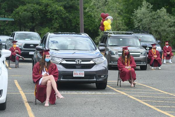 Lenox High School graduation - 061420