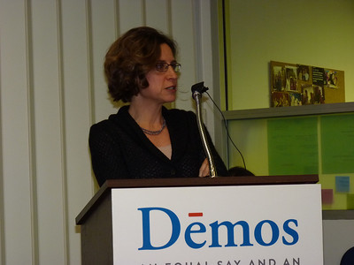 Jan 29 Wed DEMOS Panel Explores Pre-K Breakthrough