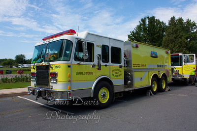 July 30, 2011, Gouldtown Fire Co. Parade and BBQ