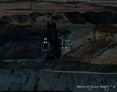 Eagle Butte Coal Mine - Gillette, WY