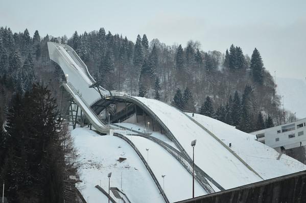 Garmisch - Oberstdorf March 2013