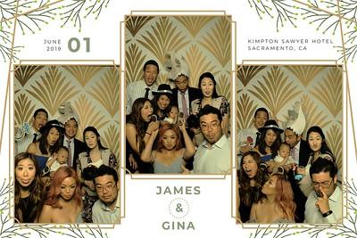 James and Gina's Wedding