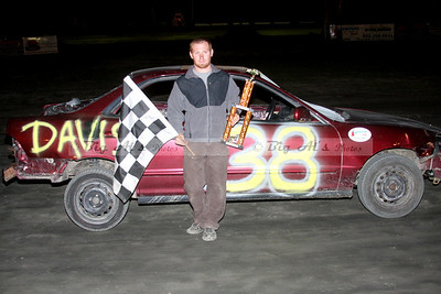 Canaan Dirt Speedway 05/17/13