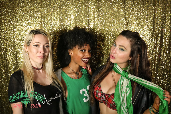 03.17.17 St. Patrick's Day at the Canal Club