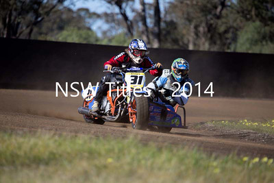 NSW Dirt Track Titles 2014