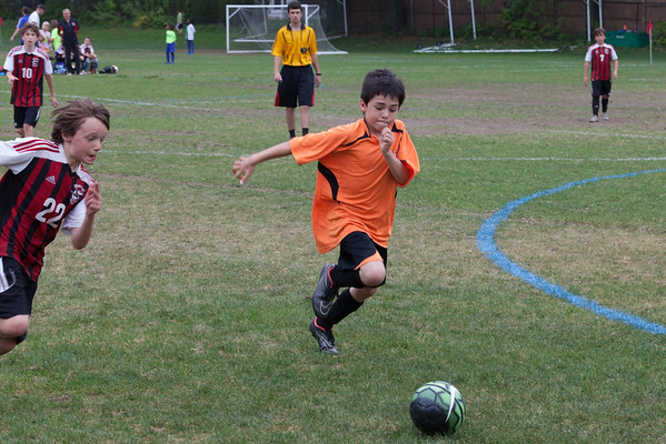 U11 Heat Soccer Spring 2015