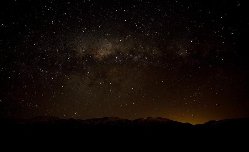 Cordillera de los Andes - Cielo Sur - Mendoza - Argentina
