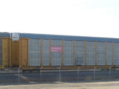 Random- Trains - Judicial Building