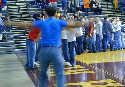SNHS Boys Basketball vs Caston 2003