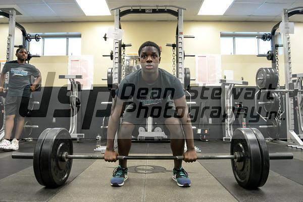 Boys Weightlifting 2.6.19