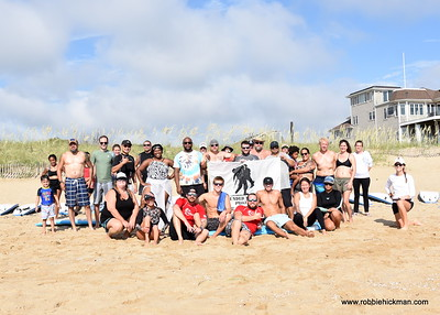 Wounded Warriors Surf Camp 2020