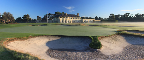 Royal Melbourne Golf Club - East Course