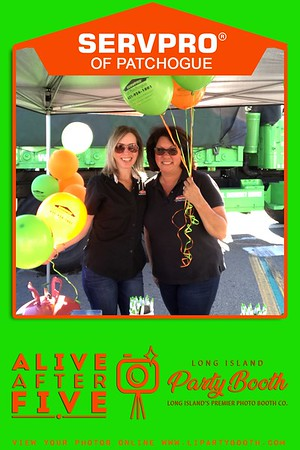 Alive After Five With Servpro Of Patchogue
