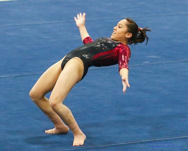 2016 Ozone Collegiate Gymnastics -- ISU