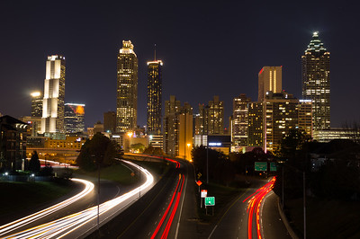 Jackson Street Bridge, Atlanta