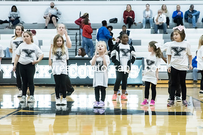 Indian Land Halftime Cheer Clinic