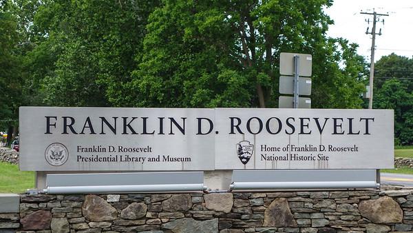 Home of Franklin D. Roosevelt National Historic Site - NY - 071116