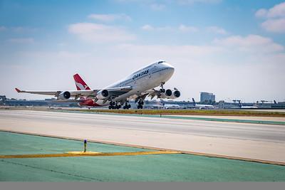 Qantas 747 Retirement