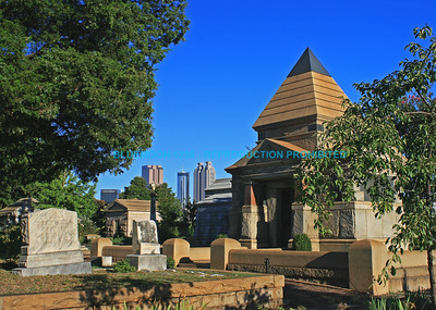 Oakland Cemetery Atlanta GA - Bluemoon1236