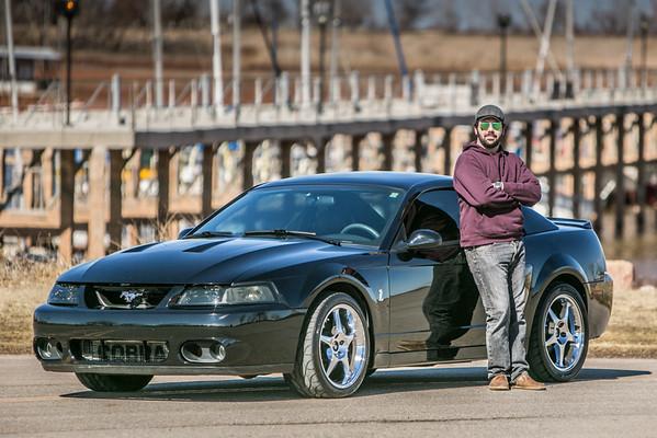 Harry IV's Mustang Cobra