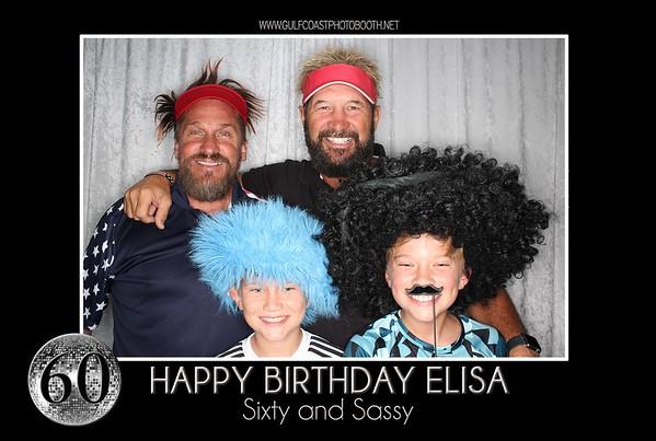 Elisa's 60th Birthday