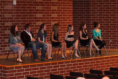 NHS Induction Ceremony 2008